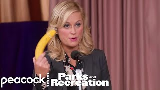 Leslie Knope's Sex Education for the Elderly - Parks and Recreation
