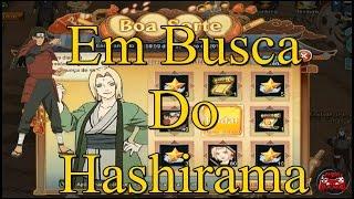 Naruto Online - Roleta Da Sorte #2  (Em Busca Do Hashirama)