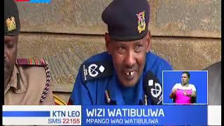 Washukiwa wanne waliopanga kuiba benki Kiambu wakamatwa