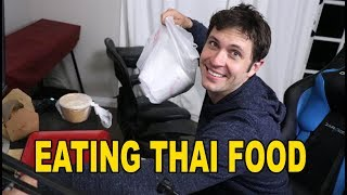 ASMR MUKBANG THAI FOOD OH WOW AMAZING