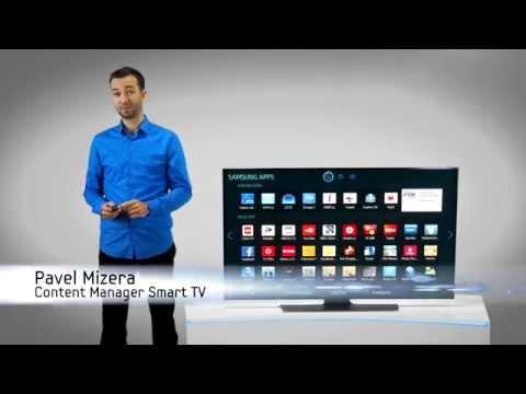 Samsung Smart TV - Videoprůvodce - Pohádky