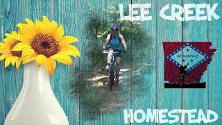 "Lee Creek - Homestead ""2011"""