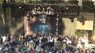 Suicidal Tendencies - Pledge Your Allegiance 8 Jul 2013 Rockwave, Athens, Greece