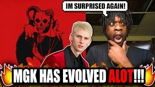 MGK Heating Up! | MGK   Hollywood Wh*** (Audio) REACTION!