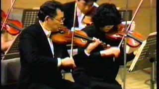 Tchaikovsky Serenade in C major, Op. 48 - mov.IV, Conductor: Seiji Ozawa