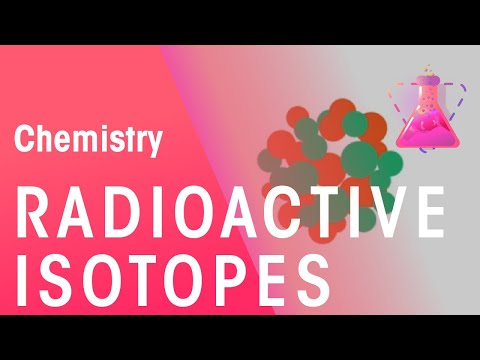 3 1 Nuclear Chemistry And Radioactive Decay Chemistry