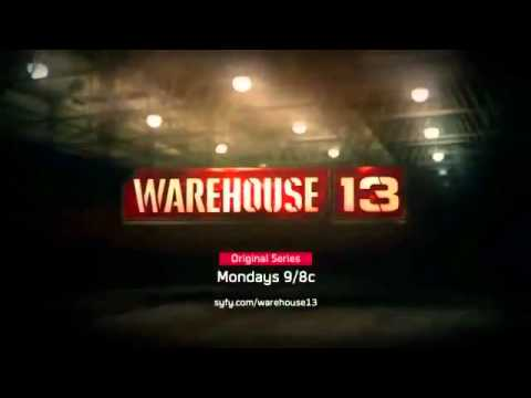 Warehouse 13 Season 4 (Promo 'Artie's In Charge')