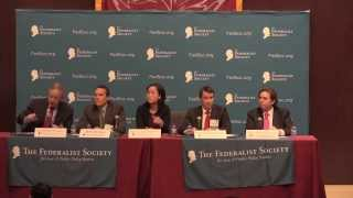 Click to play: Panel I: Innovation and the Administrative State