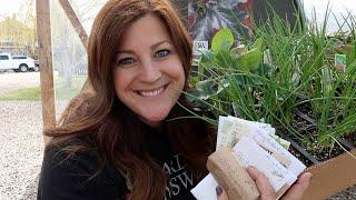Planting Spring Crops! 🥬🥕🥦// Garden Answer