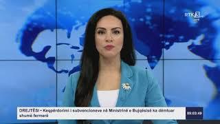 RTK3 Lajmet e orës 09:00 26.02.2021
