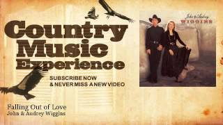 John & Audrey Wiggins - Falling Out of Love - Country Music Experience