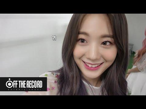 [FM_1.24] 프로미스나인 (fromis_9) - 'KCON 2018 THAILAND' Behind