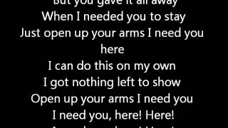 Gave it all away - Red Lyrics (End of Silence)