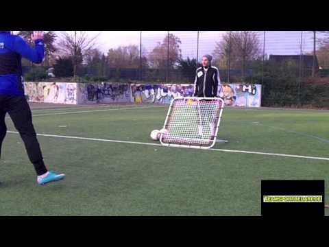 Test Rebounder / Rückprallwand - teamsportbedarf - trainingmore