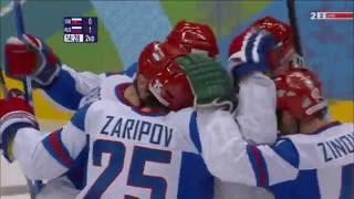 1:0 Alexei Morozov (Markov, Zinoviev) OG 2010
