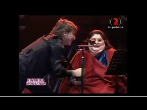 Ricardo Montaner - Y Dale Alegria a mi Corazón ft. Mercedes Sosa - Vélez Sársfield (2007)