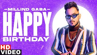 Birthday Wish | Millind Gaba | Birthday Special | Latest Punjabi Songs 2020 | Speed Records