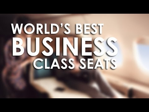 The World's Ten Best Business Class Airline Seats