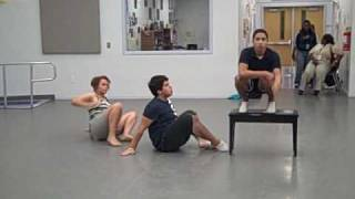 hypnotize- ani difranco    ivan, chris and michelle