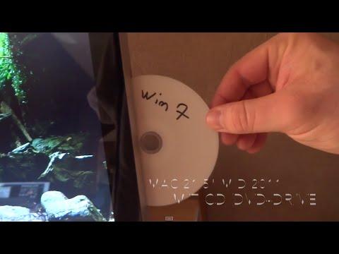 DVD - Laufwerk über WLAN für Mac freigeben - Remote Disk Drive - TheAskarum
