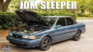 ULTIMATE JDM SLEEPER! - 1991 Camry All-Trac