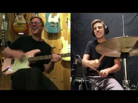 """Narsty Funks"" Jam with Jared Scharff from Saturday Night Live."