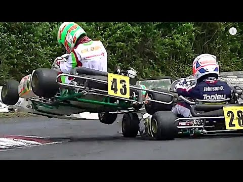 Super 1 Karting 2016: Rd 6, Fulbeck Part 2 Minimax