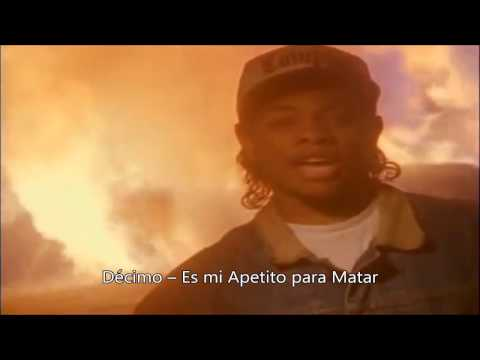 N.W.A. - Appetite For Destruction [Extended Mix] Subtitulado español Vídeo Oficial