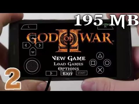 Download How To Download God Of War 2 On Your Android Highly Compressed HD Mp4 3GP Video and MP3