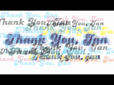 Thank You, Jan - Play With Me Demo