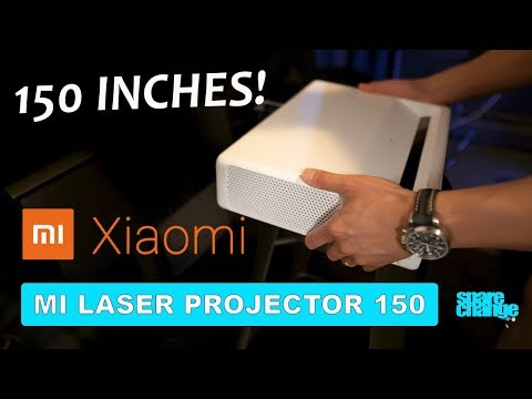 Xiaomi Mi Laser 150 (Full HD, 5000lm, OS Android, lasers)