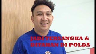 Jadi Tersangka, Aktor Augie Fantinus Ditahan Di Polda Metro  Jaya