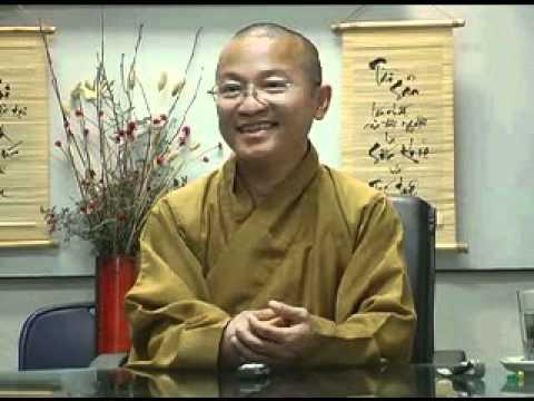 Mười điều tâm niệm - điều 1: Tu trong bệnh tật (21/08/2008) Thích Nhật Từ