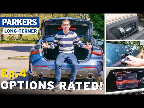 BMW 4 Series ALL optional extras rated – Long-Term Test | Episode 4