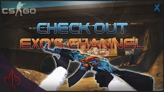 CS:GO - Funny Moments With Exo & Bates