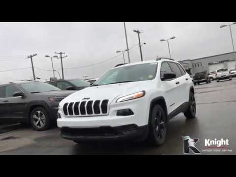 New 2018 Jeep Cherokee Sport Altitude 4x4 V6 | Heated Seats and Steering Wheel | Remote Start
