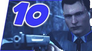 My Wife Helps With A HUGE Decision!  - Detroit: Become Human Walkthrough Ep.10