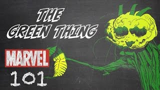 The Green Thing – Monsters Unleashed