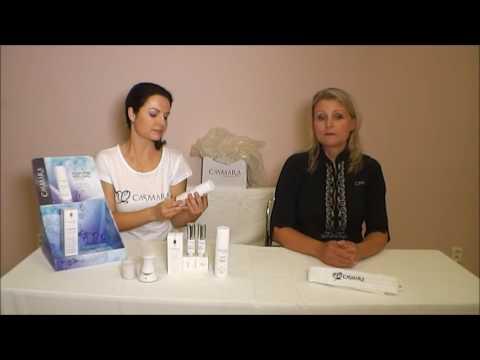 Revize séra reverzibilního proti stárnutí pokožky vivo