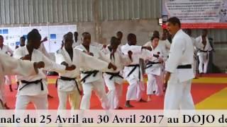 Fédération burundaise de Karaté – stage de perfectionnement technique avec Sensei Farid ohamed al-Shuhaibi 7ème Dan. Du 25 au 30 avril 2017