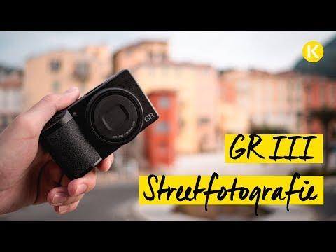 Streetfotografie mit der Ricoh GRIII | Foto Koch