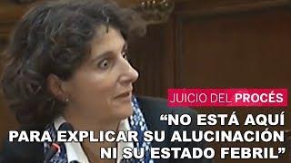 """La Bronca De Marchena A Una Testigo: """"No Viene Aquí A Explicar Su Alucinación Ni Su Estado Febril"""""""