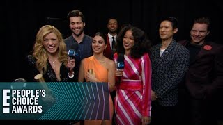 """Shadowhunters"""" Star Harry Shum Jr. Reveals Sex of Unborn Child 