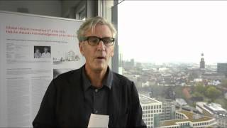 "Frank Barkow: ""How do you build sustainably and create 'good' architecture?"""