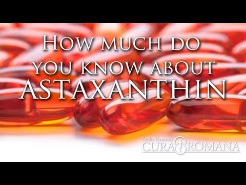 How much do you know about astaxanthin?