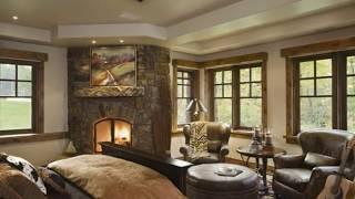 Rustic Lodge Decorating Ideas
