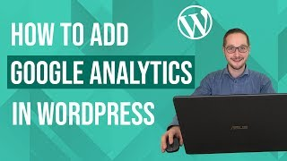 Google Analytics toevoegen in WordPress Tutorial