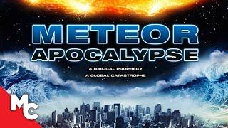 Meteor Apocalypse   Full Action Adventure Movie