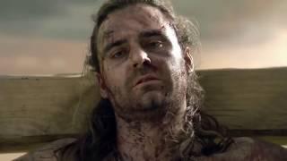 Spartacus: War Of Damned - Death Scene - Erkeklerde Ağlar