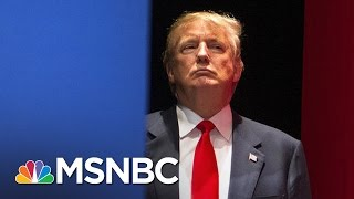 How Donald Trump Will Address New Russia Sanctions In Office | MSNBC thumbnail